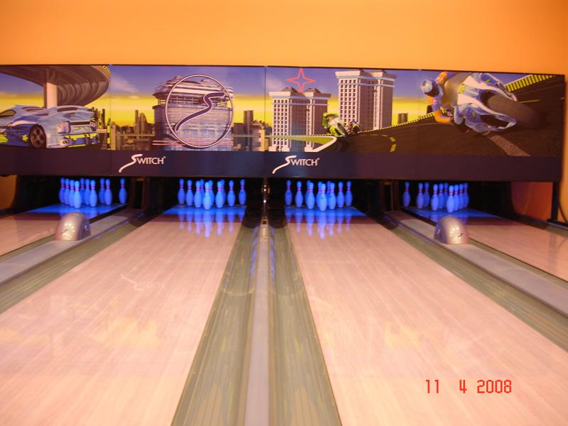 Bowling - Vaslui - Romania